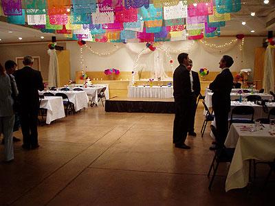 Beautiful Mexican Wedding Decorations Artist Hazel Carrie